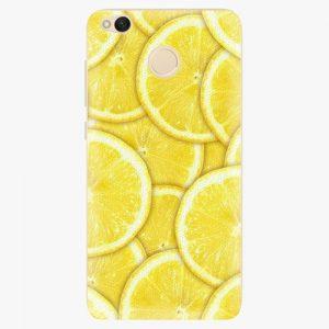 Plastový kryt iSaprio - Yellow - Xiaomi Redmi 4X