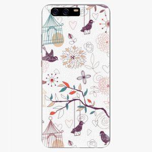 Plastový kryt iSaprio - Birds - Huawei P10 Plus