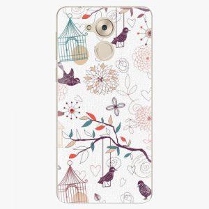 Plastový kryt iSaprio - Birds - Huawei Nova Smart