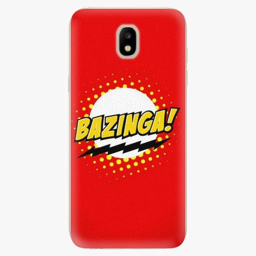 Plastový kryt iSaprio - Bazinga 01 - Samsung Galaxy J5 2017