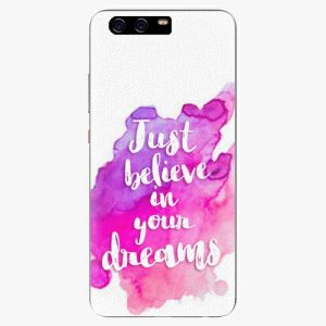Plastový kryt iSaprio - Believe - Huawei P10 Plus