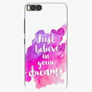 Plastový kryt iSaprio - Believe - Xiaomi Mi6