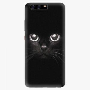 Plastový kryt iSaprio - Black Cat - Huawei P10 Plus