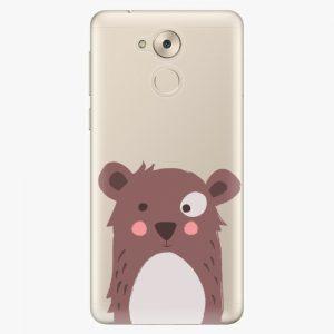 Plastový kryt iSaprio - Brown Bear - Huawei Nova Smart