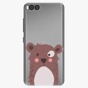 Plastový kryt iSaprio - Brown Bear - Xiaomi Mi6