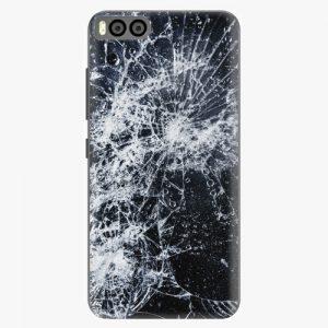 Plastový kryt iSaprio - Cracked - Xiaomi Mi6