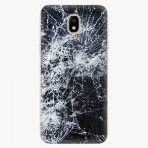 Plastový kryt iSaprio - Cracked - Samsung Galaxy J5 2017