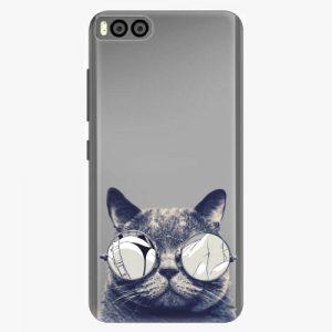 Plastový kryt iSaprio - Crazy Cat 01 - Xiaomi Mi6