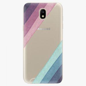 Plastový kryt iSaprio - Glitter Stripes 01 - Samsung Galaxy J5 2017