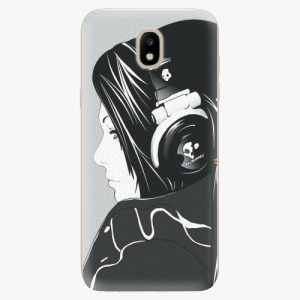 Plastový kryt iSaprio - Headphones - Samsung Galaxy J5 2017