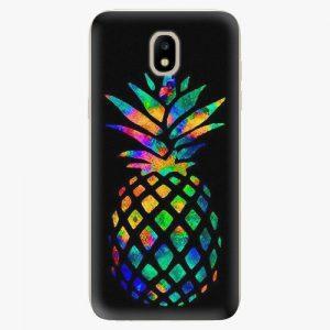 Plastový kryt iSaprio - Rainbow Pineapple - Samsung Galaxy J5 2017