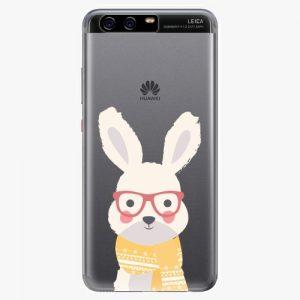 Plastový kryt iSaprio - Smart Rabbit - Huawei P10 Plus