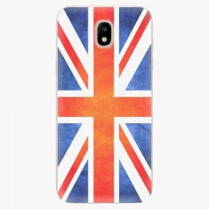 Plastový kryt iSaprio - UK Flag - Samsung Galaxy J5 2017