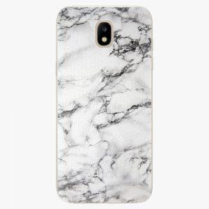 Plastový kryt iSaprio - White Marble 01 - Samsung Galaxy J5 2017