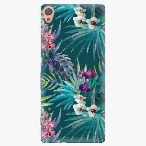 Plastový kryt iSaprio - Tropical Blue 01 - Sony Xperia XA