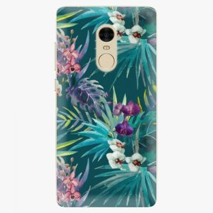Plastový kryt iSaprio - Tropical Blue 01 - Xiaomi Redmi Note 4