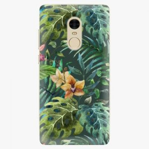 Plastový kryt iSaprio - Tropical Green 02 - Xiaomi Redmi Note 4
