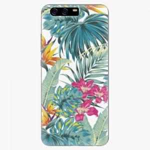 Plastový kryt iSaprio - Tropical White 03 - Huawei P10 Plus