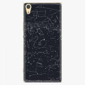Plastový kryt iSaprio - Night Sky 01 - Sony Xperia XA1 Ultra
