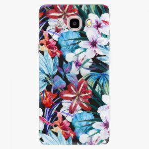Plastový kryt iSaprio - Tropical Flowers 05 - Samsung Galaxy J5 2016