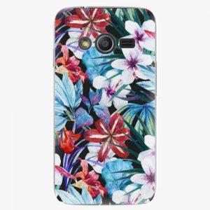 Plastový kryt iSaprio - Tropical Flowers 05 - Samsung Galaxy Trend 2 Lite
