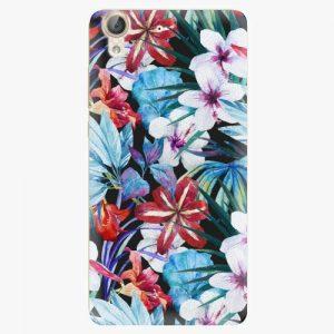 Plastový kryt iSaprio - Tropical Flowers 05 - Huawei Y6 II