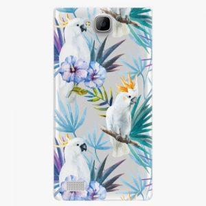 Plastový kryt iSaprio - Parrot Pattern 01 - Huawei Honor 3C