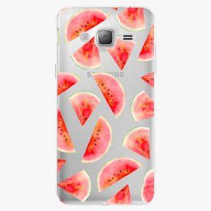 Plastový kryt iSaprio - Melon Pattern 02 - Samsung Galaxy J3 2016