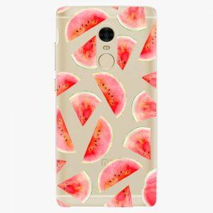 Plastový kryt iSaprio - Melon Pattern 02 - Xiaomi Redmi Note 4