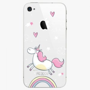 Plastový kryt iSaprio - Unicorn 01 - iPhone 4/4S