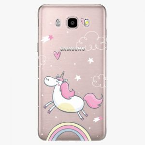 Plastový kryt iSaprio - Unicorn 01 - Samsung Galaxy J5 2016