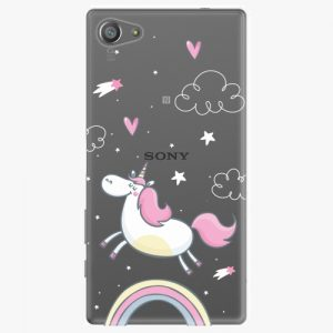 Plastový kryt iSaprio - Unicorn 01 - Sony Xperia Z5 Compact