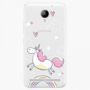Plastový kryt iSaprio - Unicorn 01 - Lenovo C2