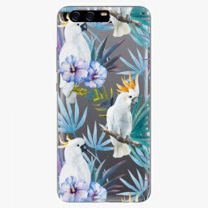 Plastový kryt iSaprio - Parrot Pattern 01 - Huawei P10 Plus