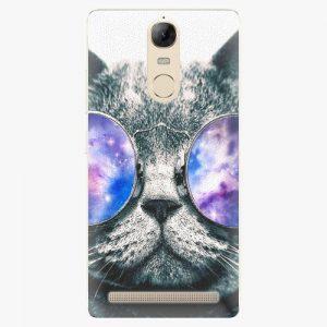 Plastový kryt iSaprio - Galaxy Cat - Lenovo K5 Note