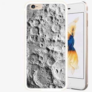Plastový kryt iSaprio - Moon Surface - iPhone 6 Plus/6S Plus - Gold