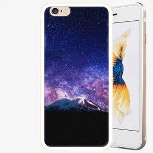 Plastový kryt iSaprio - Milky Way - iPhone 6 Plus/6S Plus - Gold