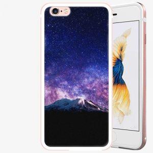 Plastový kryt iSaprio - Milky Way - iPhone 6 Plus/6S Plus - Rose Gold