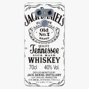 Plastový kryt iSaprio - Jack White - LG G6 (H870)