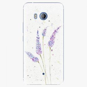 Plastový kryt iSaprio - Lavender - HTC U11