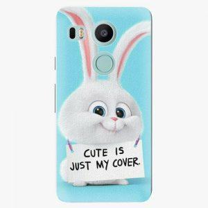 Plastový kryt iSaprio - My Cover - LG Nexus 5X