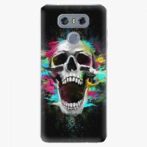Plastový kryt iSaprio - Skull in Colors - LG G6 (H870)