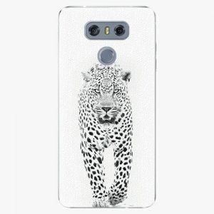 Plastový kryt iSaprio - White Jaguar - LG G6 (H870)