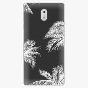 Plastový kryt iSaprio - White Palm - Nokia 3