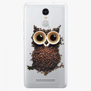 Plastový kryt iSaprio - Owl And Coffee - Xiaomi Redmi Note 3 Pro