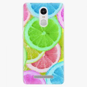 Plastový kryt iSaprio - Lemon 02 - Xiaomi Redmi Note 3 Pro