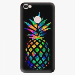 Plastový kryt iSaprio - Rainbow Pineapple - Xiaomi Redmi Note 5A / 5A Prime