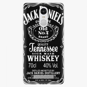 Plastový kryt iSaprio - Jack Daniels - Xiaomi Redmi Note 3 Pro
