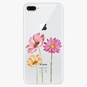 Plastový kryt iSaprio - Three Flowers - iPhone 8 Plus