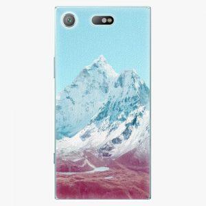 Plastový kryt iSaprio - Highest Mountains 01 - Sony Xperia XZ1 Compact